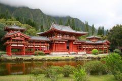 буддийский висок Стоковое Фото