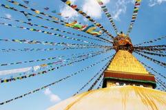 буддийский висок Стоковые Изображения RF