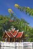 буддийский висок стоковое фото rf