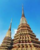 буддийский висок pagoda стоковые изображения rf