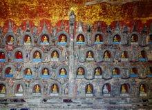 Буддийский монастырь в положении Шани, Мьянме Стоковое Изображение