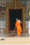 буддийский монах Стоковое фото RF