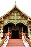 Буддийский названный висок Wat Ming Muang Стоковое Изображение RF