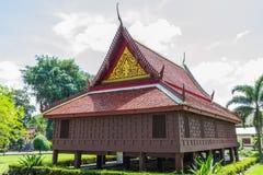 Буддийский скит на виске Buppharam Стоковые Изображения