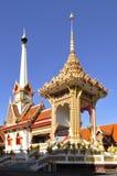 буддийский crematorium стоковое фото rf