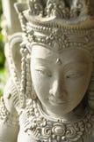 буддийское kuan yin статуи Стоковое фото RF