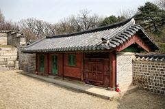 буддийское longhouse Стоковые Изображения
