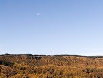 Будущая сила турбины Стоковое Изображение RF
