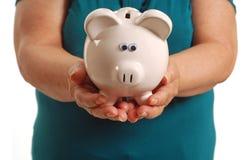 будущие сбережения Стоковое фото RF