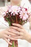 Букеты свадьбы Стоковые Изображения