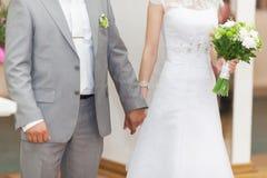 Букет венчания невесты Стоковые Фото