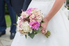 Букет венчания невесты Стоковое Изображение RF