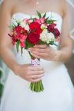 Букет венчания невесты Стоковое Изображение