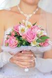 Букет венчания Стоковые Изображения