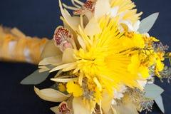 Букет венчания Стоковое Фото