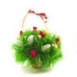 Букет искусственних цветков Стоковое Фото