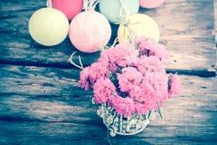 Букет осени цветков Стоковые Изображения RF