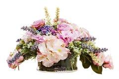Букет от искусственних цветков Стоковая Фотография RF