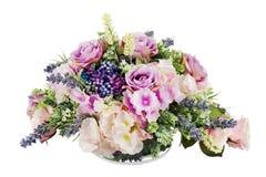 Букет от искусственних цветков Стоковое Изображение RF