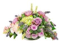 Букет от искусственних цветков Стоковые Изображения
