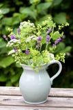 Букет пол-цветков Стоковое Фото