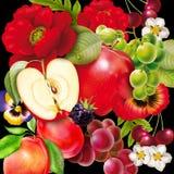 Букет, предпосылки, природа, цветок, красота, завод Стоковые Фото