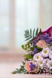 Букет различных цветков Стоковые Изображения RF