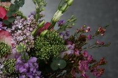 Букет различных цветов Стоковое Фото