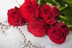 Букет роз Стоковое Изображение