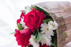 Букет роз стоковые изображения
