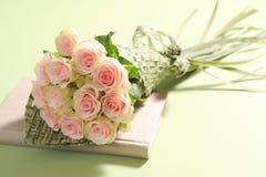 Букет роз Beautyful Стоковая Фотография RF