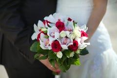 Букет свадьбы весны Стоковая Фотография