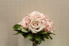 Букет свадьбы красивых роз Стоковые Изображения RF