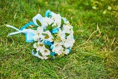 Букет свадьбы маргариток Стоковое Изображение RF