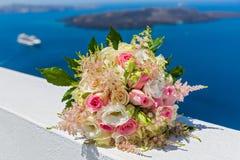 Букет свадьбы невеста Стоковая Фотография RF