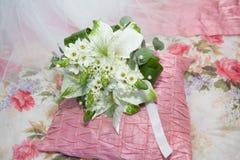 Букет свадьбы с callas Стоковое фото RF