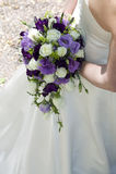 Букет свадьбы с roses.GN стоковые фото
