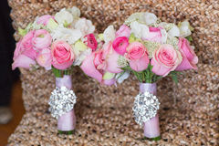 Букет свадьбы Стоковая Фотография RF