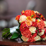 Букет свадьбы Стоковые Изображения RF