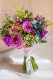 Букет свадьбы Стоковое Фото