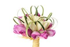 Букет тюльпанов Стоковые Изображения