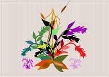 букет флористический Стоковое Изображение