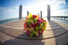 букет флористический Стоковое Изображение RF