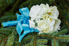 букет цветет венчание Стоковые Изображения RF