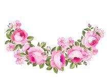 букет цветет весна иллюстрация штока