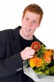 букет цветет предназначенное для подростков Стоковые Изображения