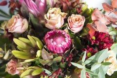 Букет цветка осени Стоковая Фотография
