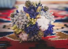 Букет цветка свадьбы Стоковые Изображения