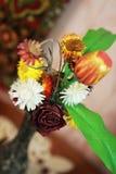 Букет цветка сухой Стоковая Фотография