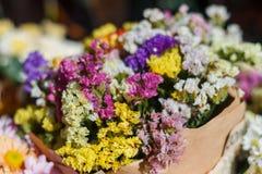 Букет цветков, букет, цветки Стоковое Изображение RF